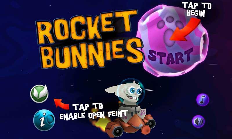 太空火箭兔