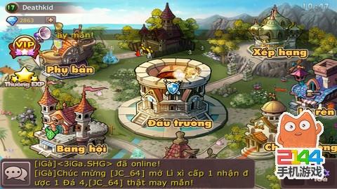 开启网游新篇章 《斗斗堂》被誉为《愤怒的小鸟》与《冒险岛》的结合