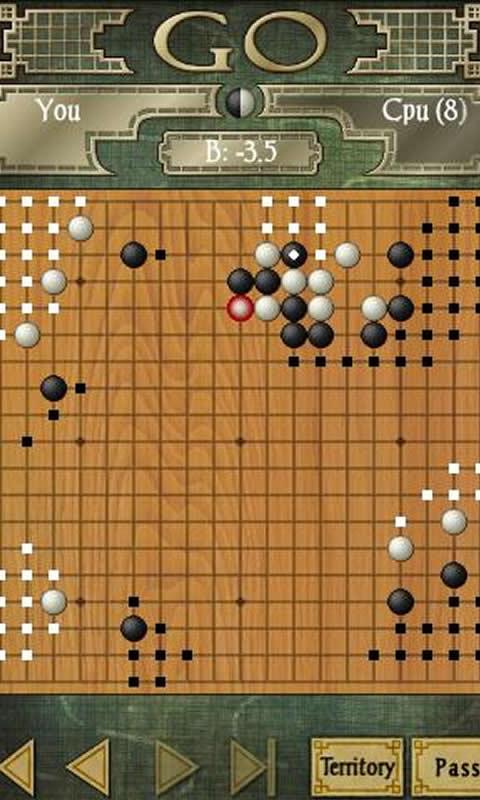 4,天龙八部里的真龙棋局就是说的经典围棋.图片