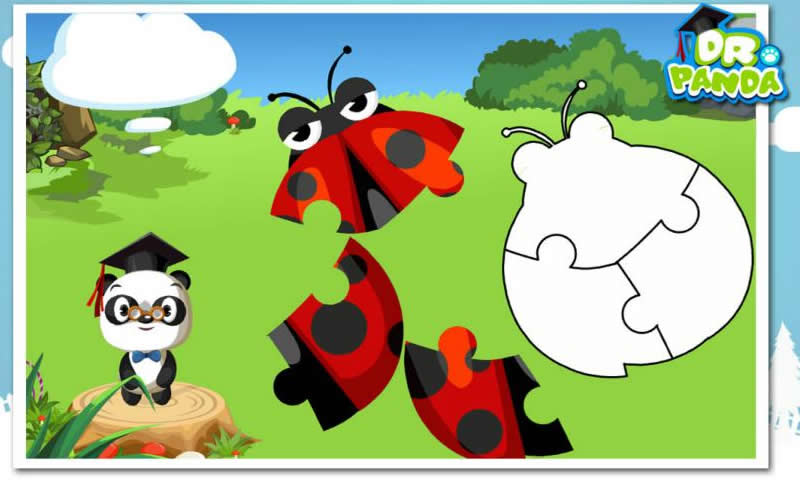 我想要学习关于数字,颜色,图形和可爱的小动物们的一切! dr.