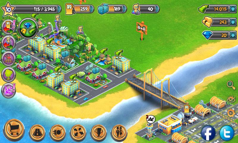 城市岛屿:机场