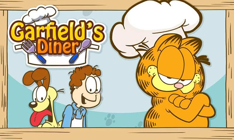 加菲猫餐厅,加菲猫餐厅下载