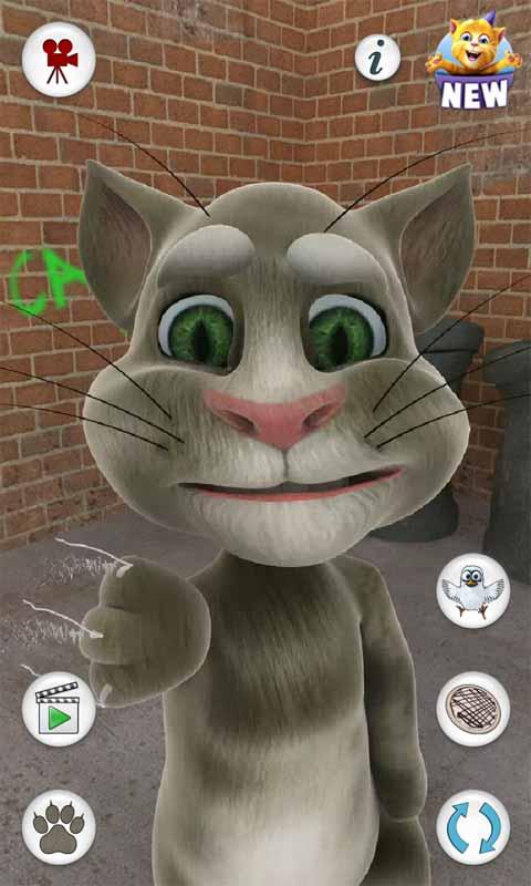会说话的汤姆猫完整版
